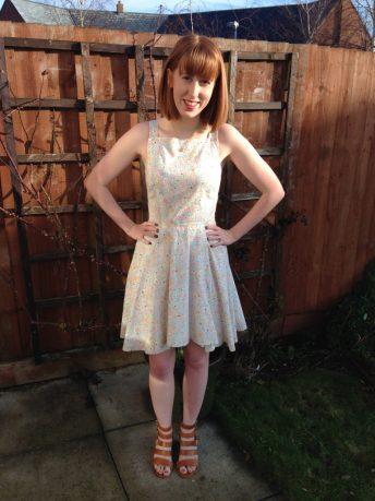 Summer wedding number 2 guest dress