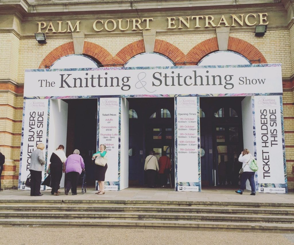 The Knitting & Stitching Show Review