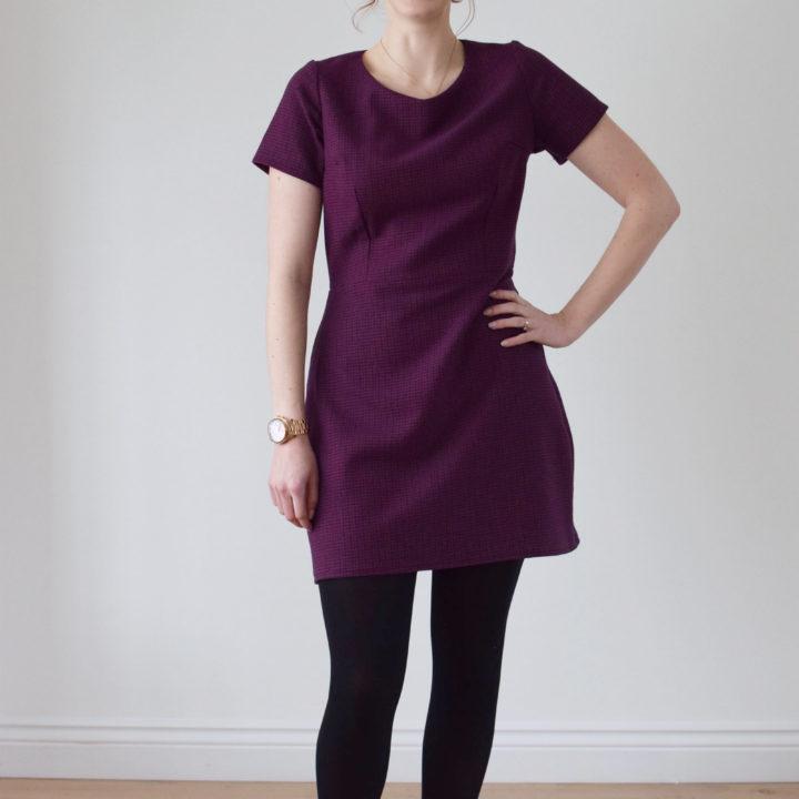 A Cosy-Cute Woollen Sigma Dress