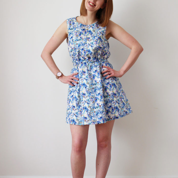 A Named Clothing Summery Leini Dress