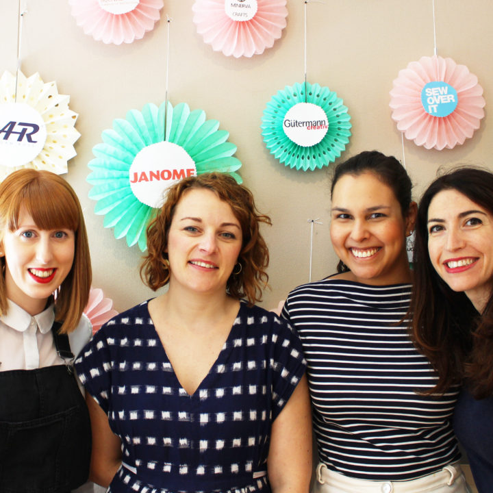 The Sewing Weekender Rocked my World (again)