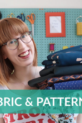 My Latest Fabric Haul in Vlog 12