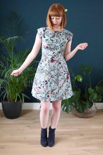 A Springtime Anna Dress