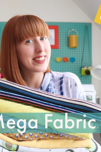 Mega Fabric Haul Vlog!