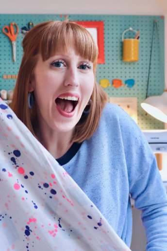 New Fabric Haul Vlog!