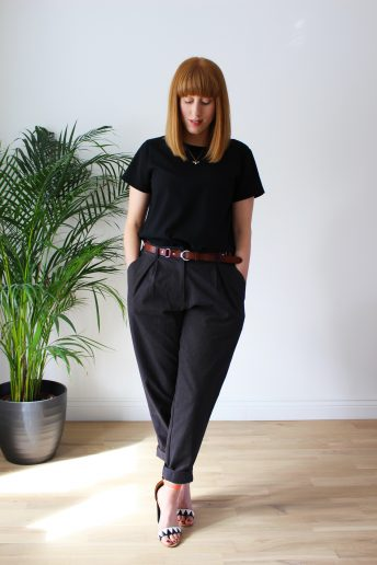 Guise Pants Review for Sewing World Magazine