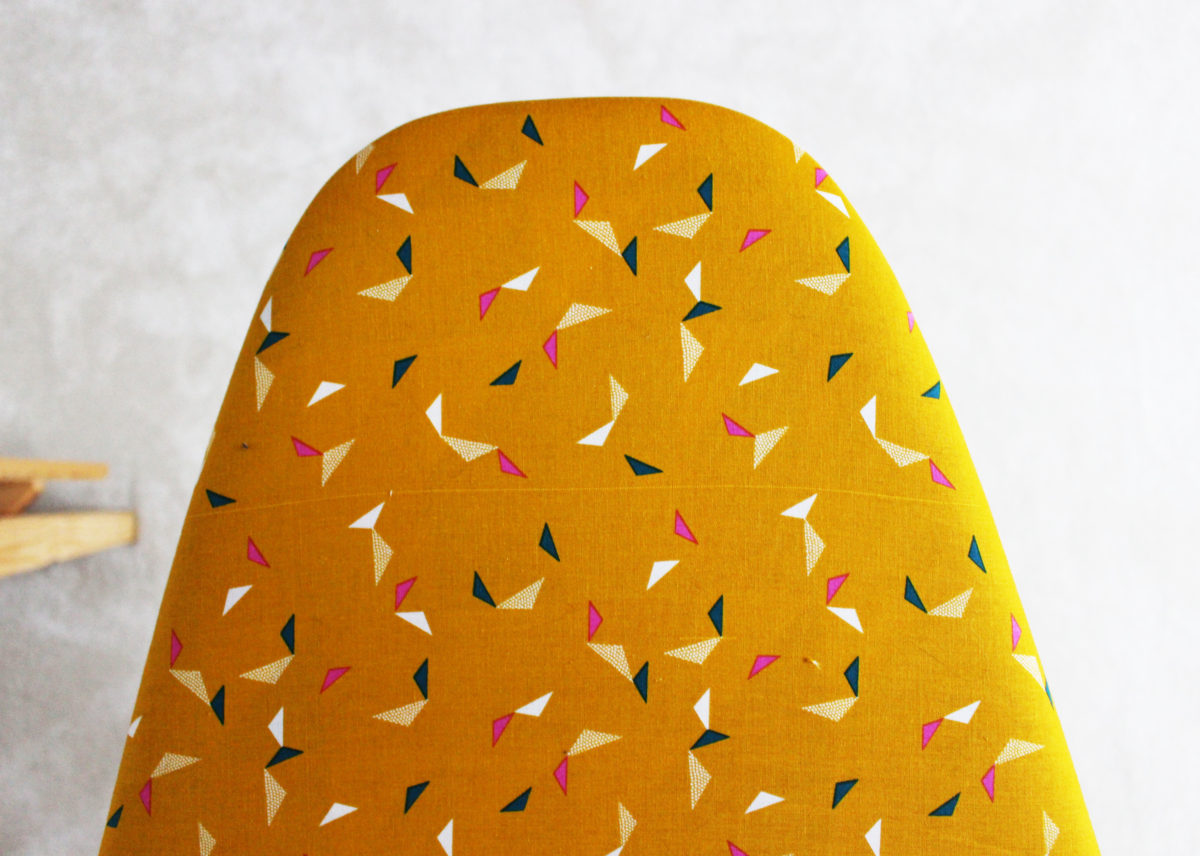Ironing Board Cover Makeover