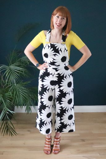My First Jenny Overalls, with Like Sew Amazing
